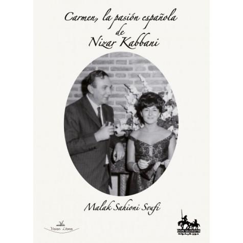 Carmen, la pasión española de Nizar Kabbani