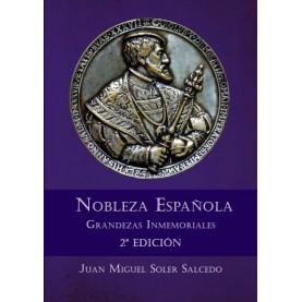 Nobleza Española. Grandezas Inmemoriales 2ª edición