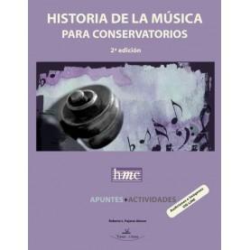 Historia de la música para conservatorios O.C.