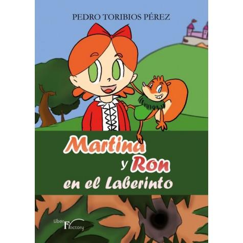 Martina y Ron en el Laberinto