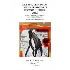 A la búsqueda de las lenguas perdidas de hispania (r) Iberia. Vol. 1