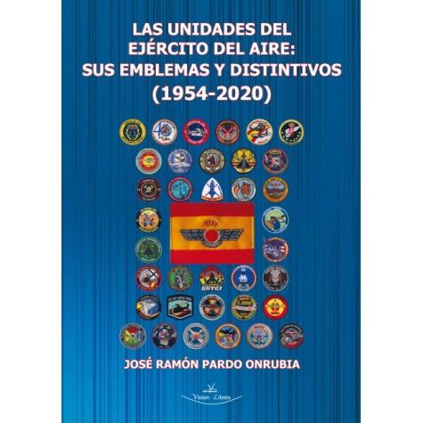 Las unidades del ejército del aire: sus emblemas y distintivos