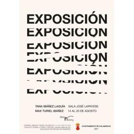 Exposición de pintura en la Sala José Lapayese de Calamocha